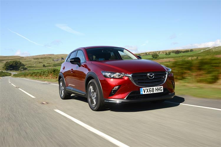 Mazda CX-3 2.0 121ps 2WD SE-L Nav+ image 2