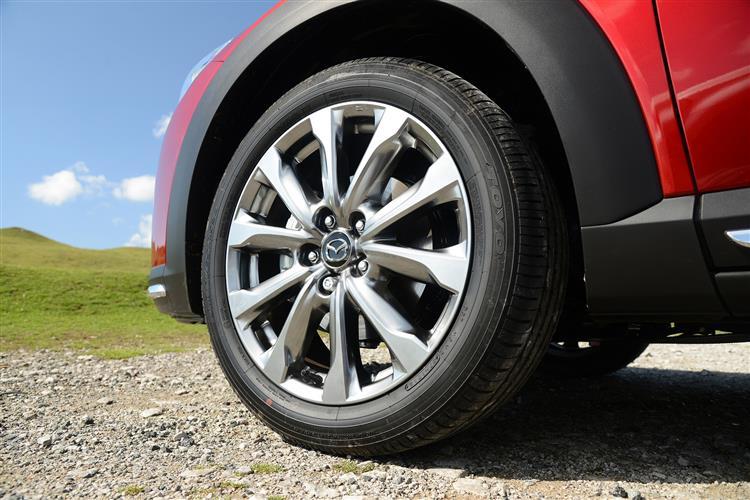 Mazda CX-3 2.0 121ps 2WD SE-L Nav+ image 4