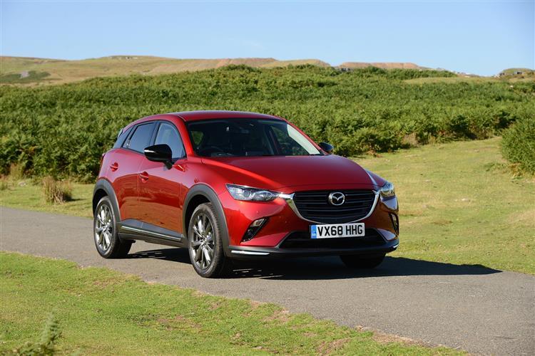 Mazda CX-3 2.0 121ps 2WD SE-L Nav+ image 7