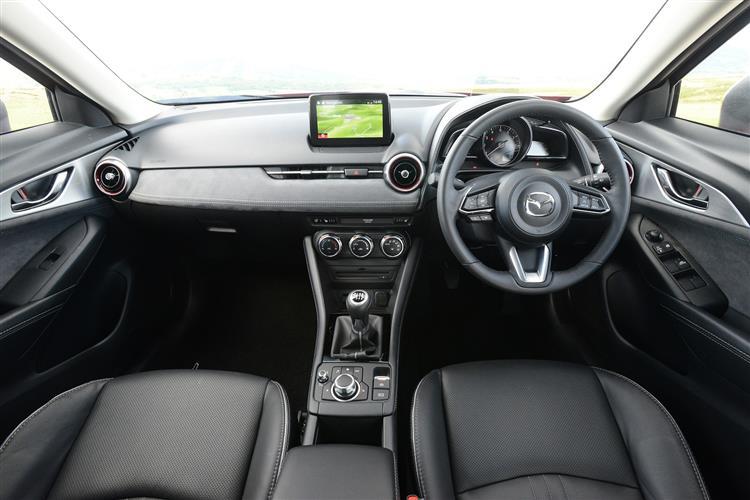 Mazda CX-3 2.0 121ps 2WD SE-L Nav+ image 8
