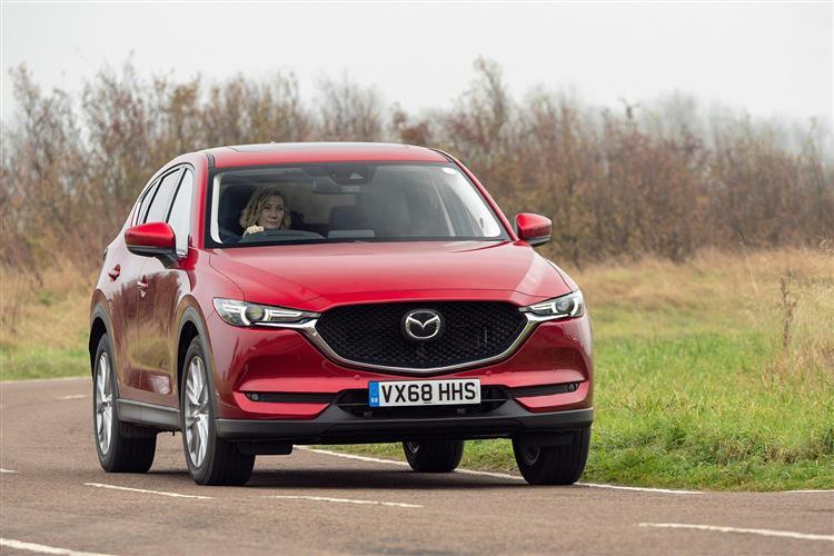 Mazda CX-5 2.0 165ps 2WD SE-L Nav+ image 4