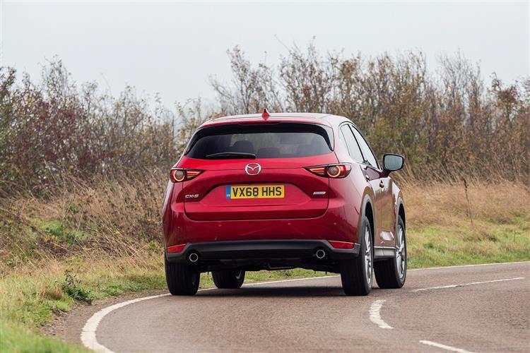 Mazda CX-5 2.0 165ps 2WD SE-L Nav+ image 5