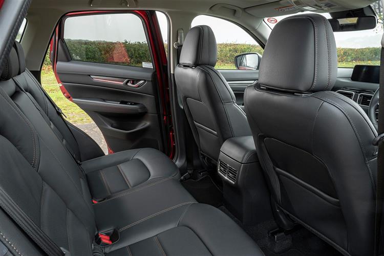 Mazda CX-5 2.0 165ps 2WD SE-L Nav+ image 9