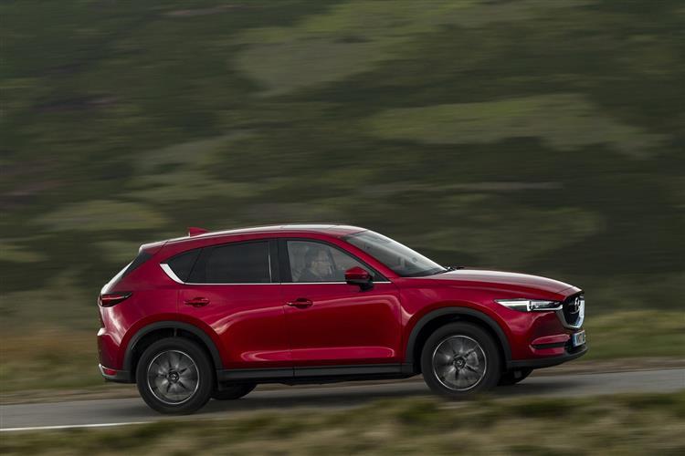 Mazda CX-5 2.0 165ps 2WD SE-L Nav image 3