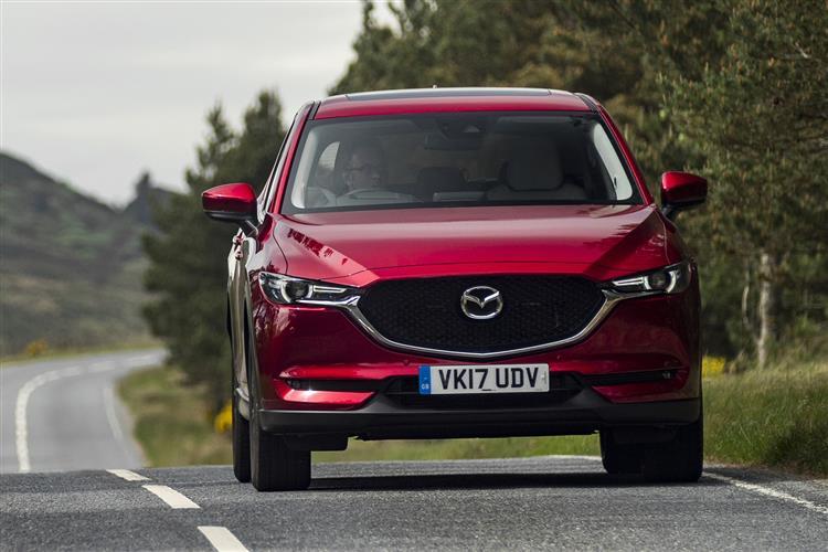 Mazda CX-5 2.0 165ps 2WD SE-L Nav image 4