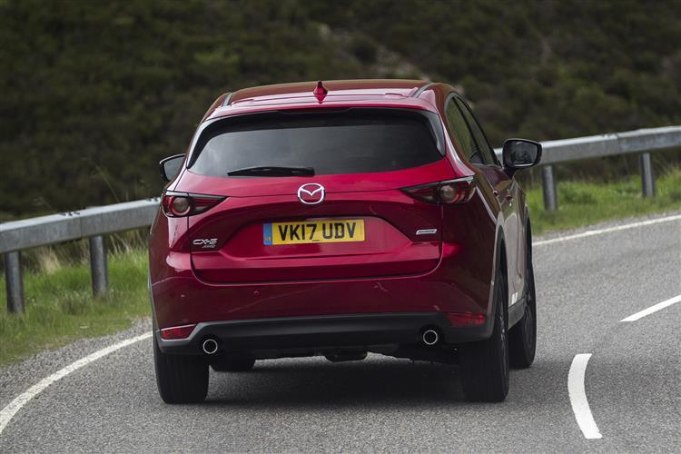 Mazda CX-5 2.0 165ps 2WD SE-L Nav image 5