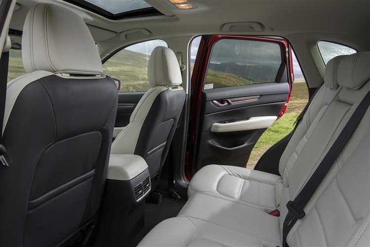 Mazda CX-5 2.0 165ps 2WD SE-L Nav image 7