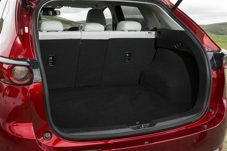 Mazda CX-5 2.0 165ps 2WD SE-L Nav image 8