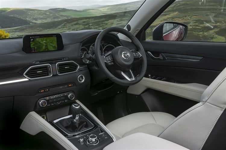 Mazda CX-5 2.0 165ps 2WD SE-L Nav image 9