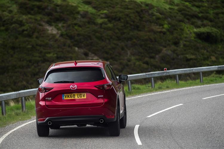 Mazda CX-5 2.0 165ps 2WD SE-L Nav image 2