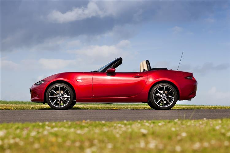 ... Mazda MX 5 1.5 Sport Nav Image 1 Thumbnail ...