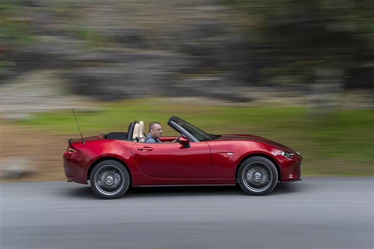 Mazda MX-5 1.5 132ps SE+ 2dr image 3