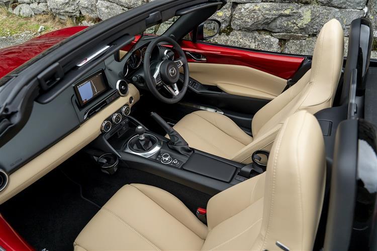Mazda MX-5 1.5 132ps SE+ 2dr image 7