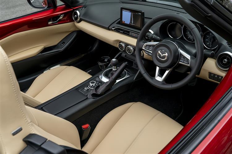 Mazda MX-5 1.5 132ps SE+ 2dr image 9
