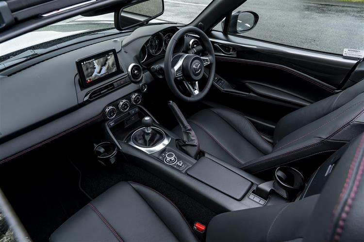 Mazda MX-5 RF 2.0 [184] SE-L Nav+ image 7
