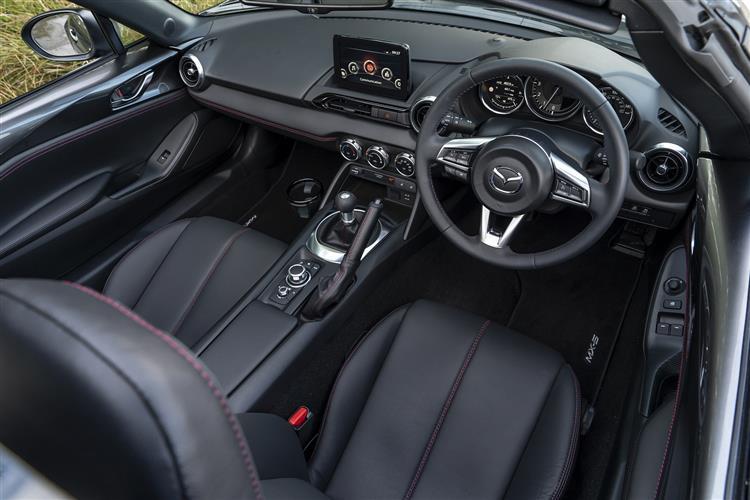 Mazda MX-5 RF 2.0 [184] SE-L Nav+ image 8