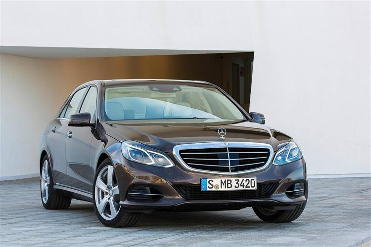 Mercedes-Benz E Class E220 BlueTEC AMG Night Ed Premium 4dr 7G-Tronic