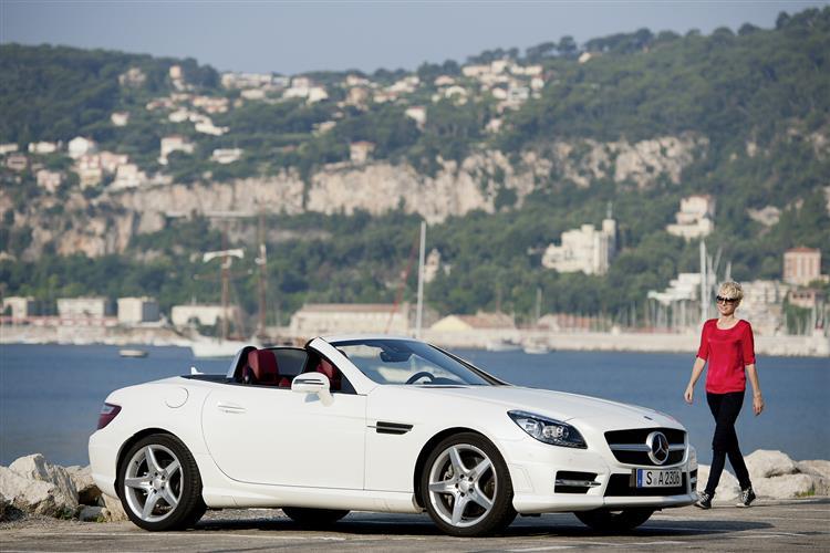Mercedes-Benz Slk SLK 250 CDI 2dr Tip Auto