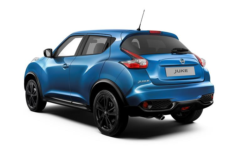 Nissan Juke 1.6 Acenta image 1