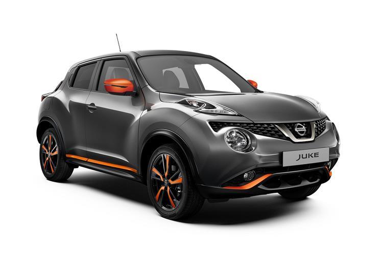 Nissan Juke 1.6 Acenta image 2