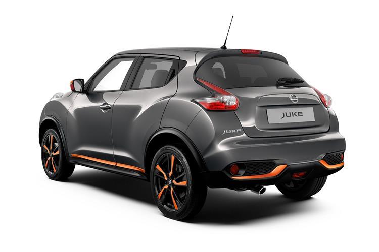 Nissan Juke 1.6 Acenta image 3