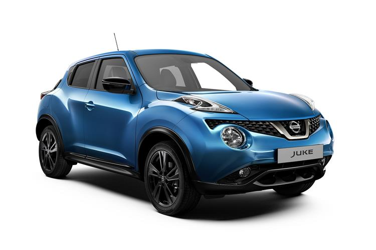 Nissan Juke 1.6 Acenta image 6
