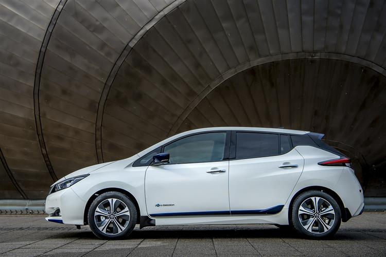 Nissan Leaf Acenta image 1