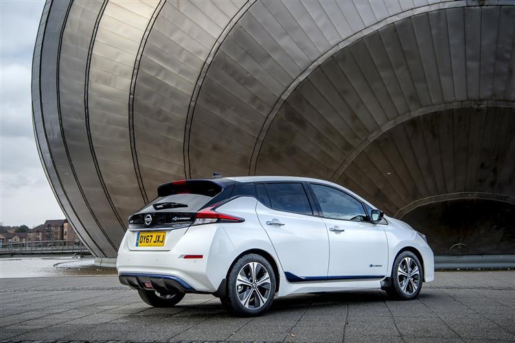 Nissan Leaf Acenta image 2