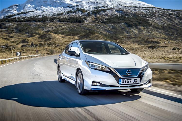 Nissan Leaf Acenta image 3
