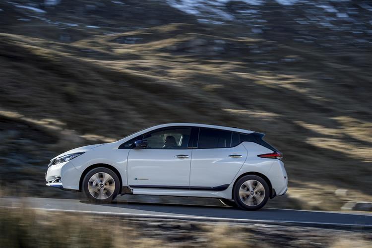 Nissan Leaf Acenta image 4
