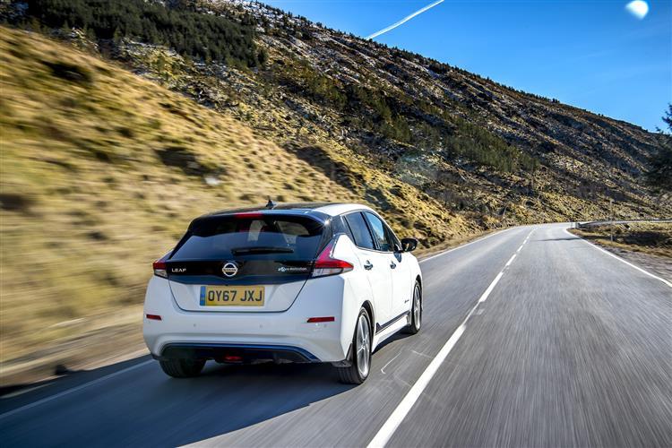 Nissan Leaf Acenta image 5