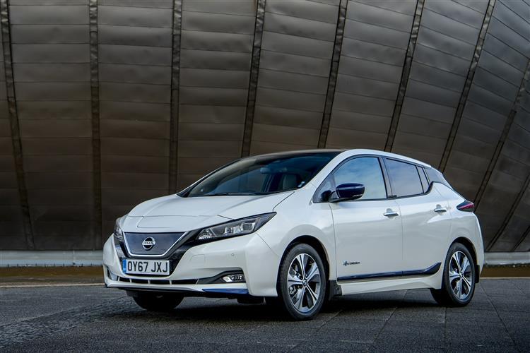 Nissan Leaf Acenta image 6