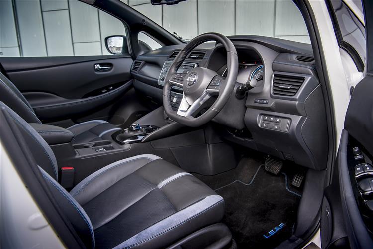 Nissan Leaf Acenta image 7