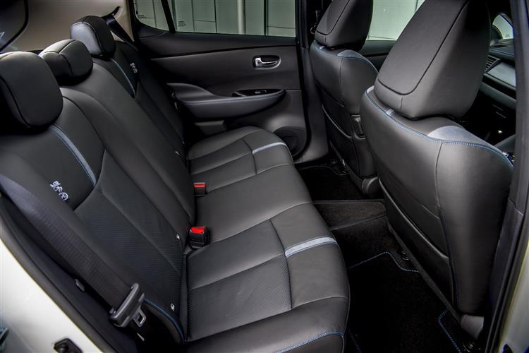 Nissan Leaf Acenta image 8