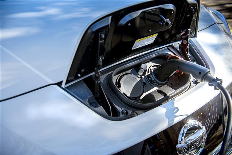 Nissan Leaf Acenta image 9