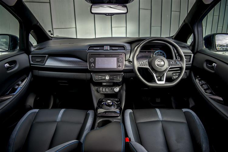 Nissan Leaf Acenta image 10