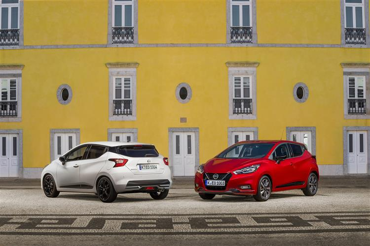 Nissan Micra 1.0 IG 71 Acenta Limited Edition 5dr image 1 thumbnail
