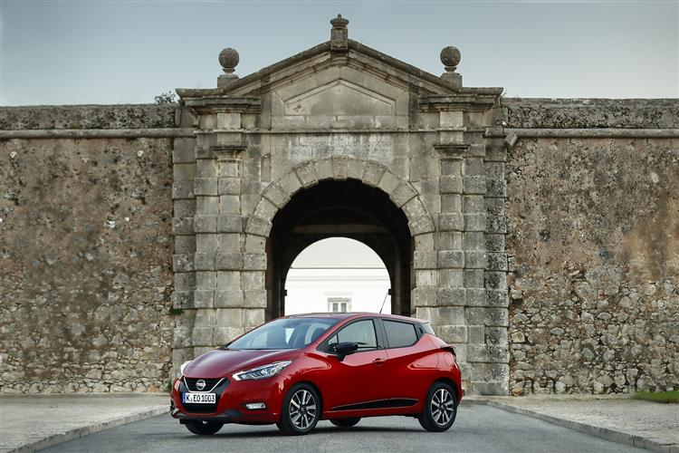 Nissan Micra 1.0 IG 71 Acenta Limited Edition 5dr image 4 thumbnail