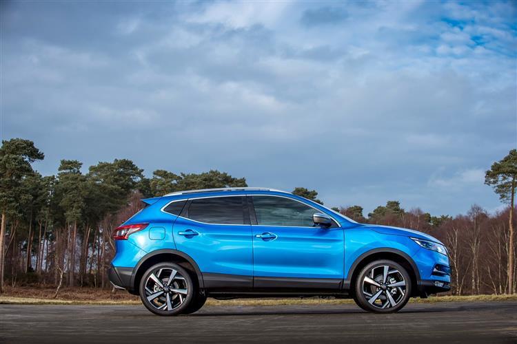 Nissan Qashqai Acenta Premium 1.5 dCi image 1