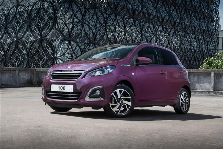 Peugeot 108 1.0 Collection image 7