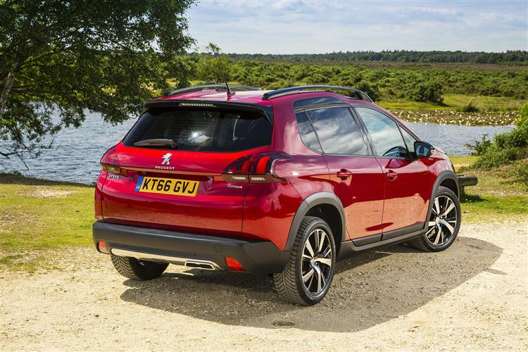 Peugeot 2008 SUV 1.5 BlueHDi 100 GT Line (5 Speed) Diesel 5 door Estate (19MY) at Warrington Motors Fiat, Peugeot and Vauxhall thumbnail image