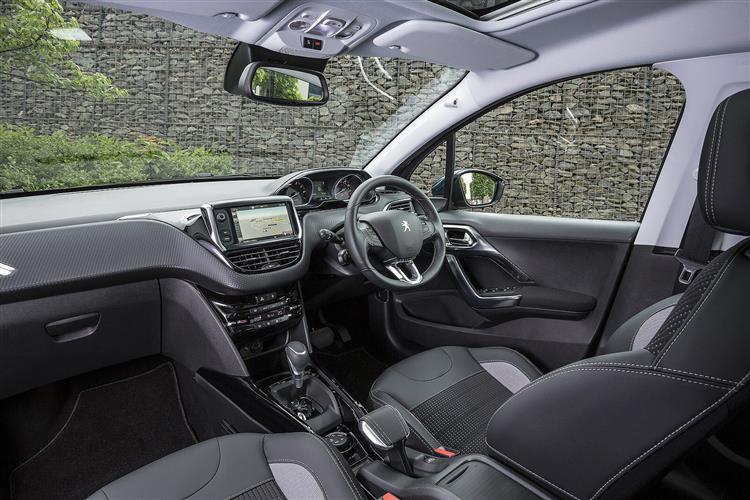 Peugeot 2008 SUV 1.6 BlueHDi 120 Allure 5dr image 5