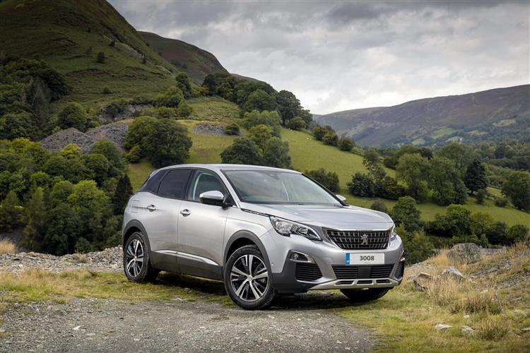 Peugeot 3008 1.6 Hybrid4 300 GT e-EAT8 Petrol/Electric Automatic 5 door Estate (20MY)