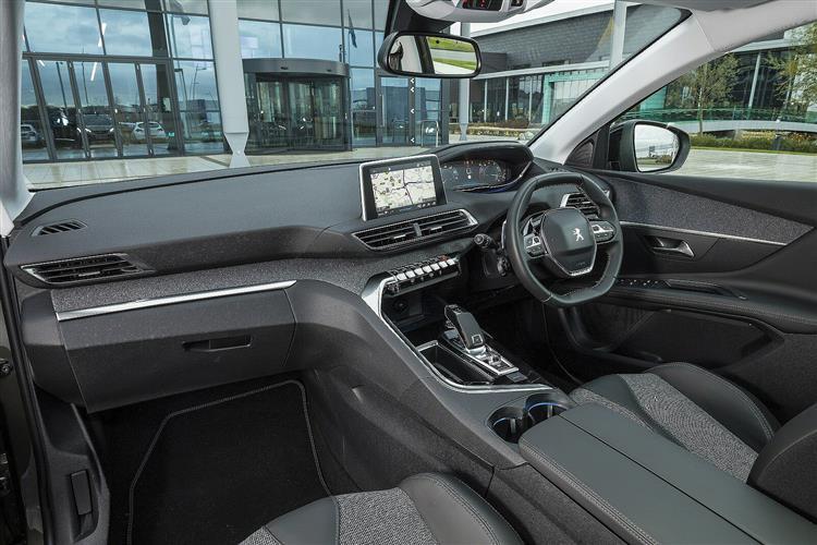 Peugeot 3008 SUV 1.5 BlueHDi Allure 5dr image 8