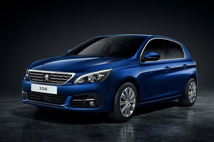 Peugeot 308 1.2 PureTech 110 Active 5dr [6 Speed] image 2