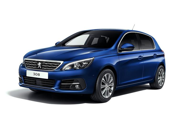 Peugeot 308 1.2 PureTech 110 Active 5dr [6 Speed] image 5