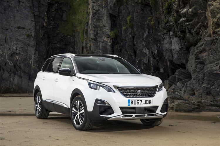 Peugeot 5008 SUV 1.6 BlueHDi Active 5dr image 3