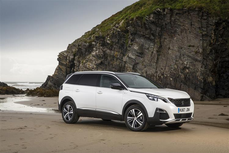 Peugeot 5008 SUV 1.6 BlueHDi Active 5dr image 4
