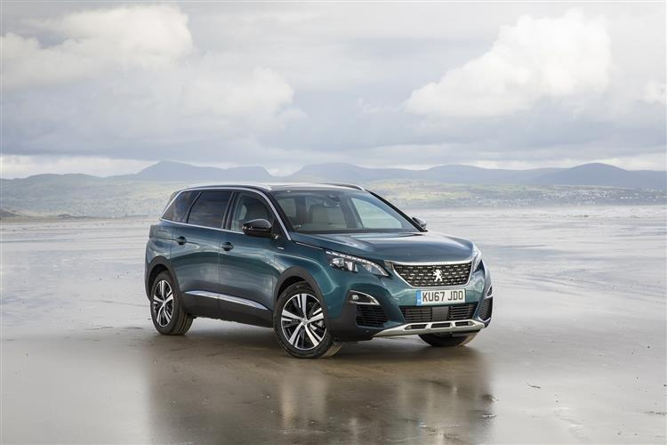 Peugeot 5008 SUV 1.6 BlueHDi 120 Active 5dr EAT6 image 6