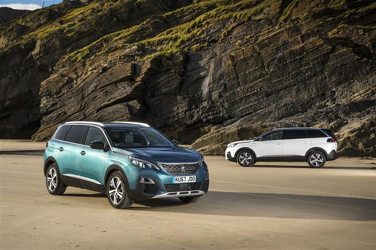 Peugeot 5008 SUV 1.6 BlueHDi Active 5dr image 7